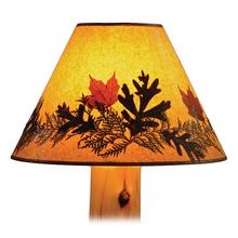 Small Lamp Shade Foliage