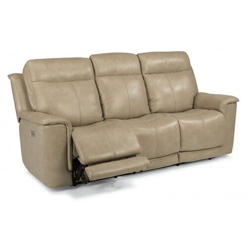 Miller Power Reclining with Power Headrests
