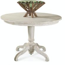 "Fairwind 42"" Round Pedestal Dining Table"