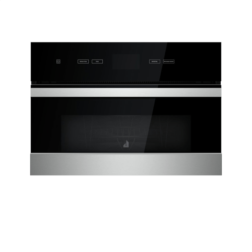 """NOIR™ 27"""" BUILT-IN MICROWAVE OVEN WITH SPEED-COOK"""