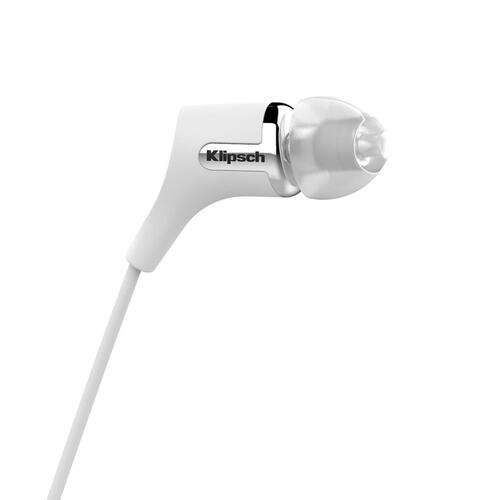 R6 II In-Ear Headphones - White