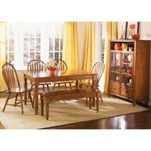 Liberty Furniture Industries - Low Country Dining ~ Bronze