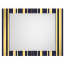 Parker Striped Landscape Mirror