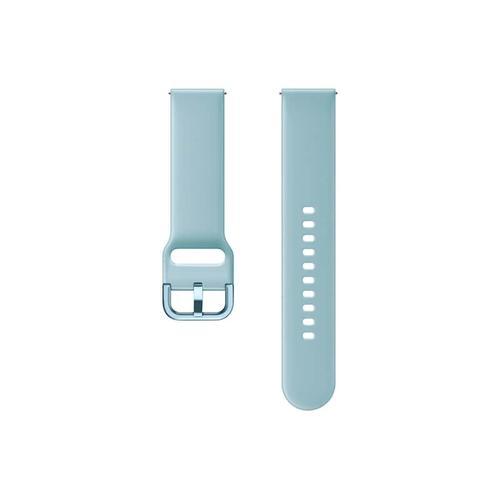 Fluoroelastomer Band (20mm) Blue