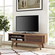 "See Details - Render 48"" TV Stand in Walnut"