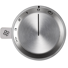 View Product - Vario control knob ventilation 400 series AA 490 711 Stainless steel