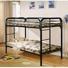 Twin Twin Metal Bunk