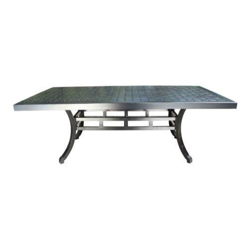 """Hampton 84"""" x 42"""" Rectangular Dining Table"""