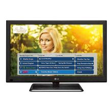 """32"""" class (31.7"""" measured diagonally) Pro:Centric® Dual Tuner Edge-lit IPTV with Integrated Pro:Idiom® and b-LAN"""