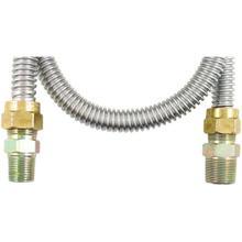 Gas Range & Gas Furnace Flex-Line