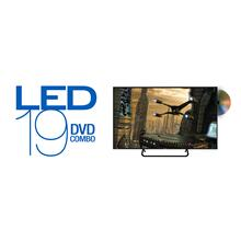 "Apex LED19E5 19"" HDTV DVD COMBO"