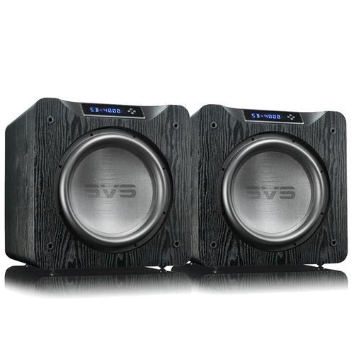 Dual SB-4000 - Premium Black Ash
