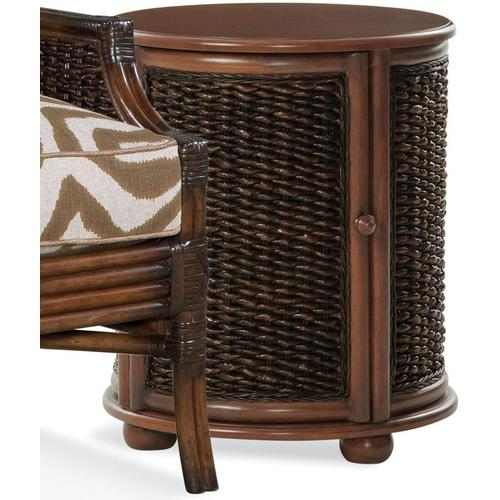 Coconut Grove Chairside Table