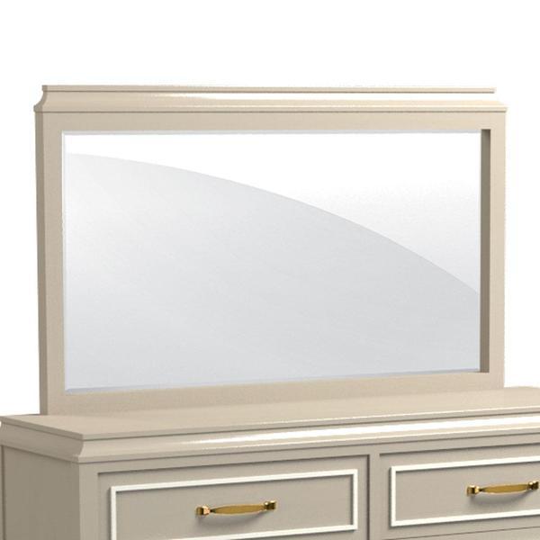 See Details - Haley 8-Drawer Dresser Mirror