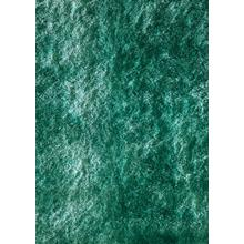 Luster Shag Ls-01 Teal - 2.0 x 3.0