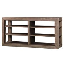 Shelf Sofa Table