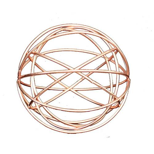 Oberline Round Copper Ball Med