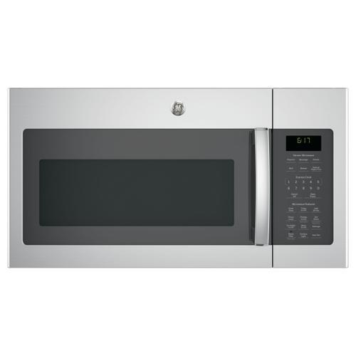 GE 1.7 Cu. Ft Over the Range Sensor Microwave Oven