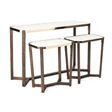 Nobella Console and Accent Tables - Set of 3