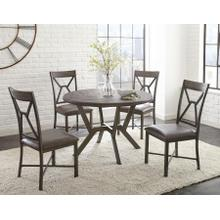 Alamo 5 Piece Set (Table & 4 Side Chairs)