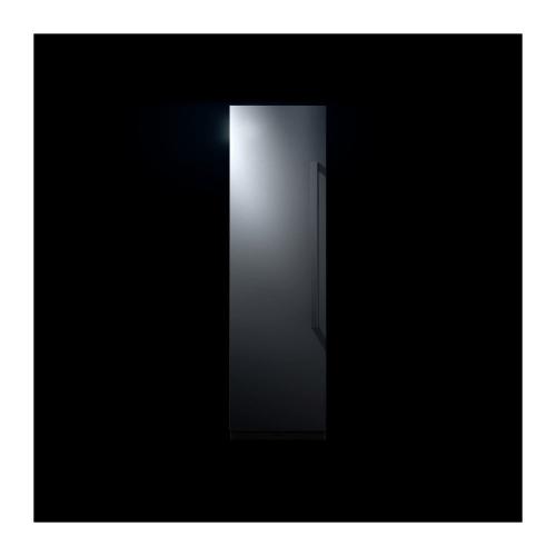 "24"" Panel-Ready Built-In Column Freezer, Left Swing"