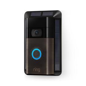 Video Doorbell + Solar Charger (for 2020 Release) - Venetian Bronze