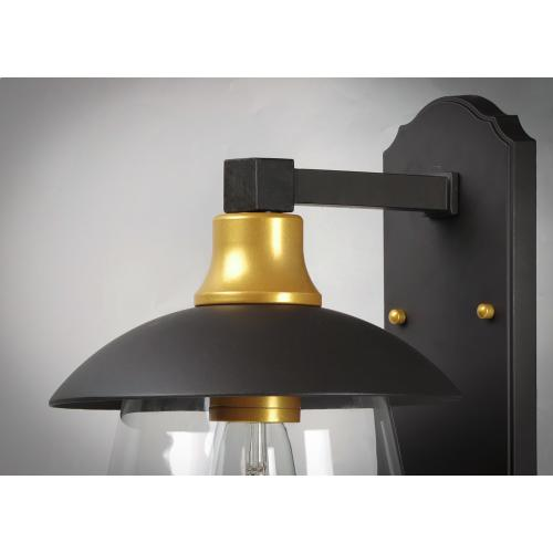 Crib 1-Light LED Outdoor Wall Sconce
