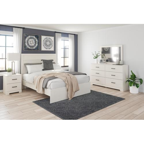 Stelsie Queen Panel Bed