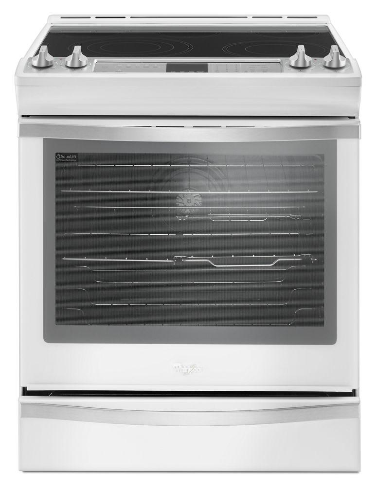 6.4 Cu. Ft. Slide-In Electric Range with True Convection Photo #1