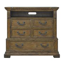 Stratton Media Chest