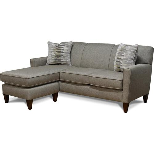6200-25 Collegedale Floating Ottoman Chaise