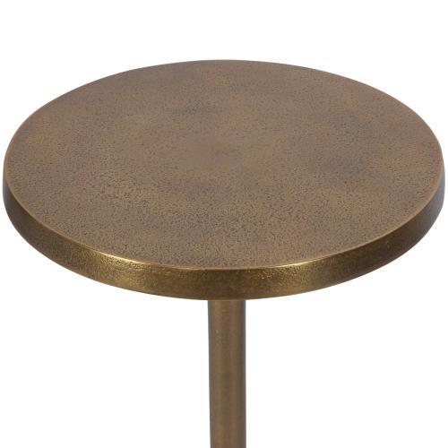 Sanaga Drink Table, Gold