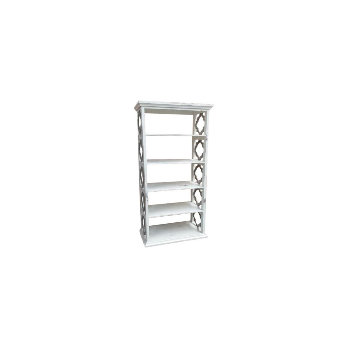 """See Details - Brocade 33"""" Bookcase (MOQ 3)"""