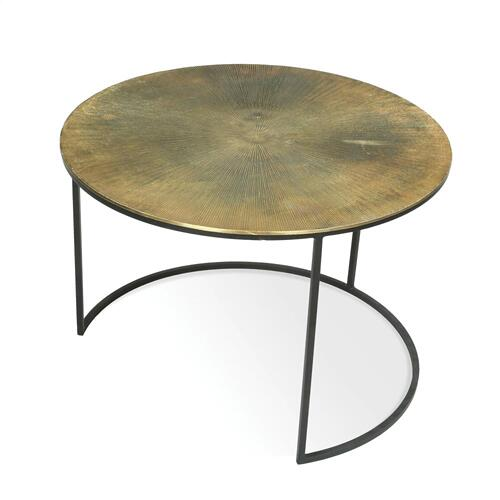 Nesting Tables - Vintage Iron Finish