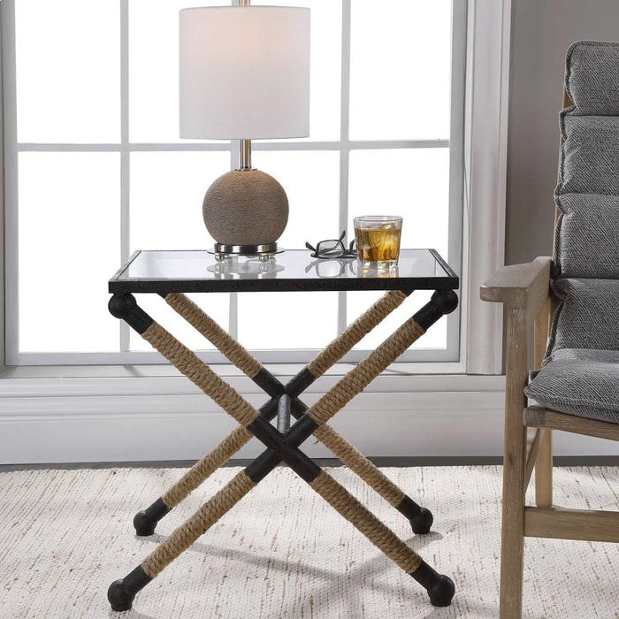 Uttermost - Braddock Accent Table