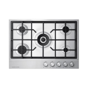 "Gas on Steel Cooktop, 30"" Product Image"