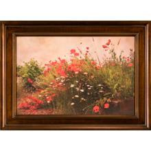 See Details - Poppy Garden- 24x36- Print