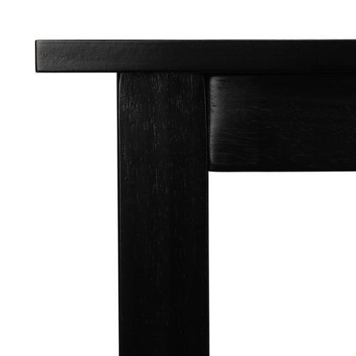 Miliano Extension Table - Matte Black