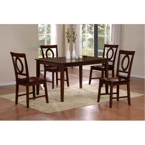 Gallery - Table + 4 Chairs