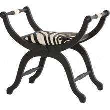 Marlborough Zebra Bench