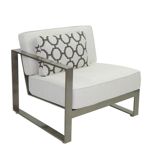 Castelle - Park Place Sectional Right Arm Lounge Chair
