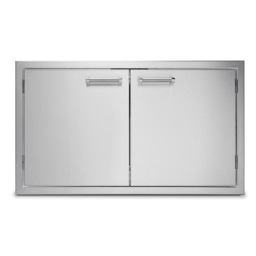 """Viking - 36"""" Stainless Steel Double Access Doors - VOADD5361SS"""