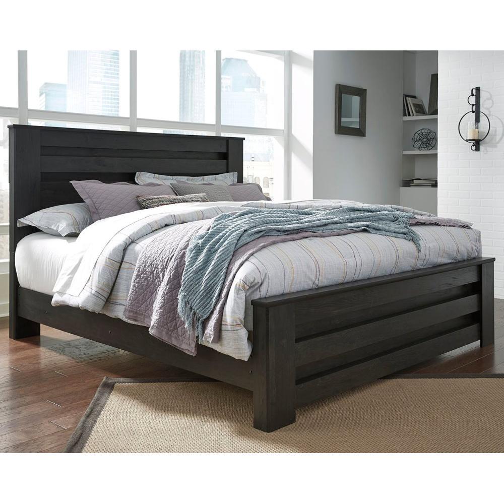 Brinxton King Panel Bed