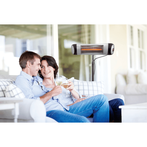 Greentech Environmental - pureHeat GARAGE & PATIO  Weatherproof Outdoor Heat pureHeat GARAGE & PATIO