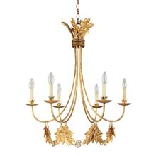 Sweet Olive 6lt Chandelier