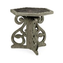 Collamore Charcoal Oak Table