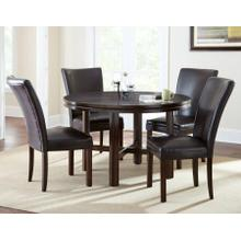 Hartford 52 inch table 7 Piece Set(Table & 4 Side Chairs)
