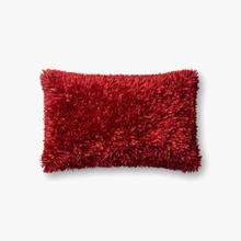 See Details - P0045 Red Pillow