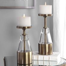Theirry Candleholders, S/2