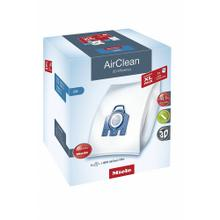 SB SET GN+AA XL AirClean XL-Pack AirClean 3D Efficiency GN 8 dustbags and 1 HEPA AirClean filter at a discount price